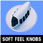 Soft Feel Knobs